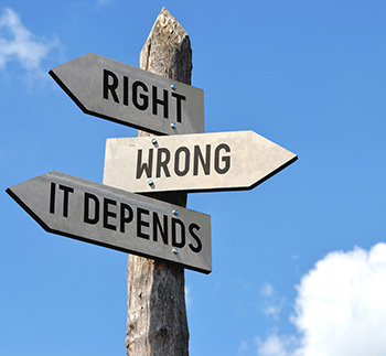 Right_Wrong_It_Depends_Signpost