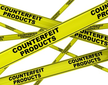 Counterfeit Products Banner