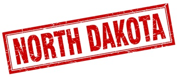 North Dakota Stamp