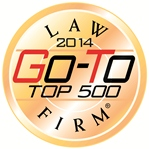 """2014 """"Go-To Law Firm"""""""