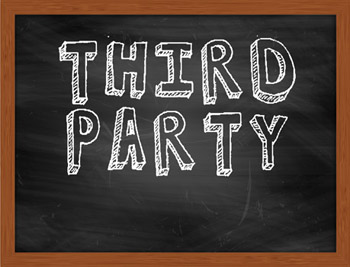 Third Party Chalkboard