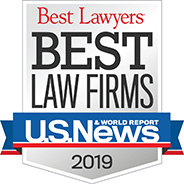 Best Lawyers Best Law Firm 2019